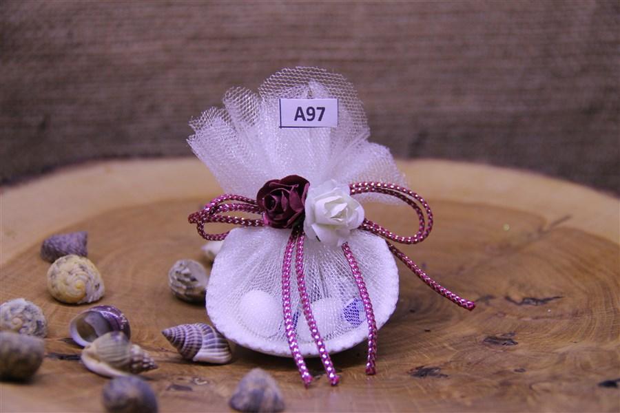 Deniz Kabuğu Nikah Şekeri - A97