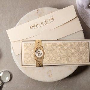 Wedding Davetiye 8433