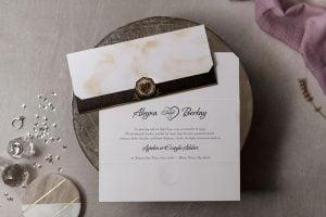 Wedding Davetiye 8451